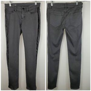Ann Taylor Modern Fit Jean grey size 0